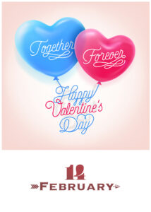 Feel The Love Valentine's Day Ecards